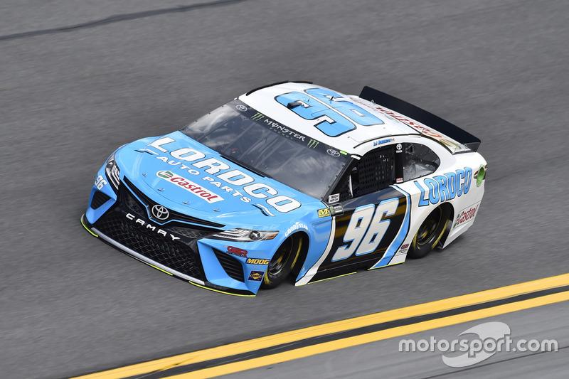 #96: D.J. Kennington, Gaunt Brothers Racing, Toyota Camry