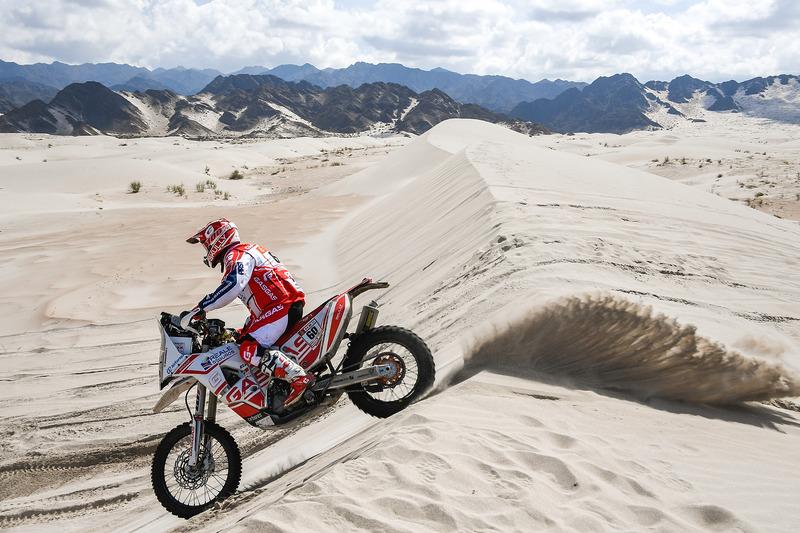 #60 GasGas Rally Team: Jonathan Barragán