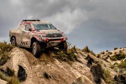 Bernhard ten Brinke, Toyota Hilux