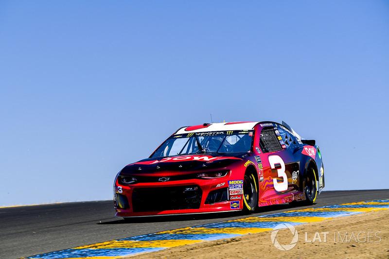 27. Austin Dillon, Richard Childress Racing, Chevrolet Camaro Dow