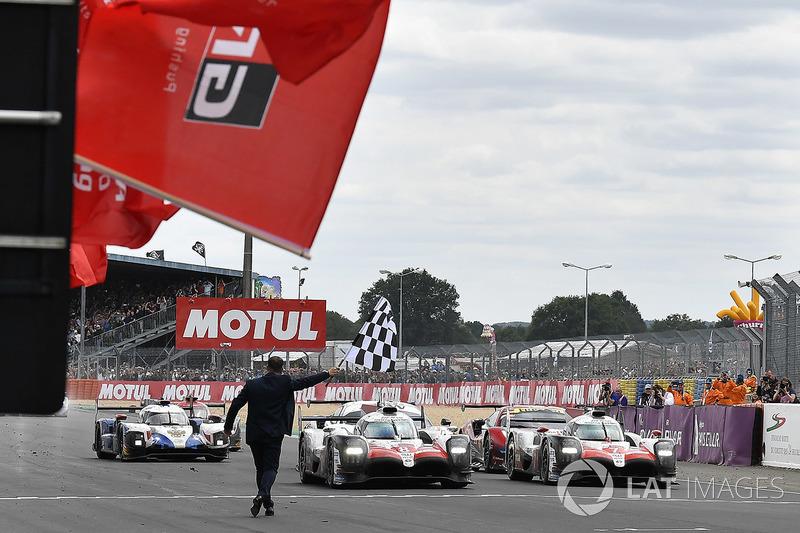 Muito além da F1