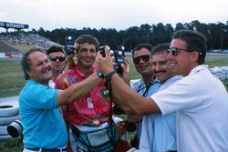 F1-Fotografen: Daniele Amaduzzi, Ercole Colombo, Jean-Francois Galeron, Pat Behar, Jad Sherif, Keith Sutto