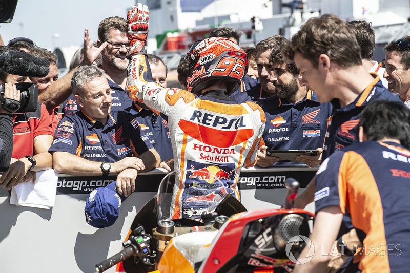 #9 GP d'Allemagne - Pole : Marc Márquez