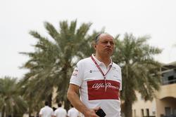 Frederic Vasseur, Sauber, Takım Patronu