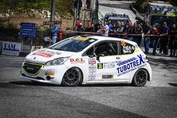 Mirco Straffi, Peugeot 208 R2B