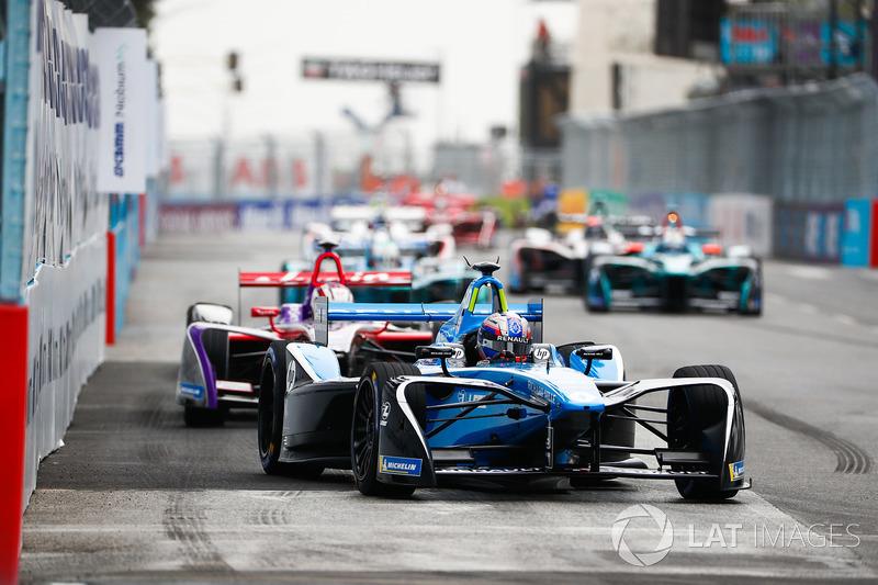 Nicolas Prost, Renault e.Dams, Alex Lynn, DS Virgin Racing