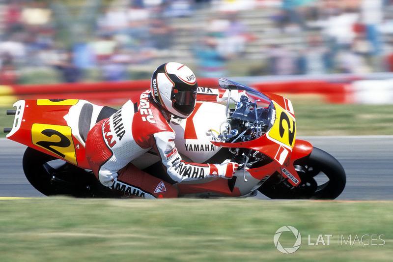 1990 - Wayne Rainey, Yamaha