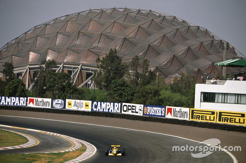 Michael Schumacher, Benetton B191B-Ford