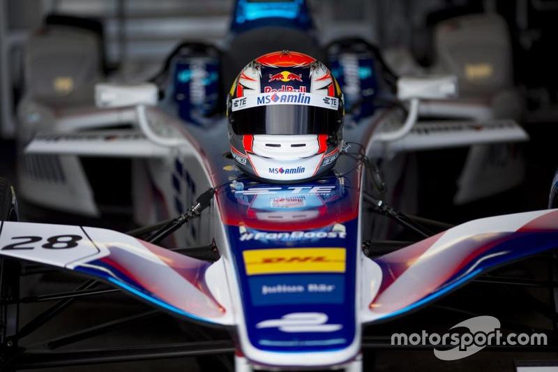 Casco di Antonio Félix Da Costa, Amlin Andretti Formula E Team