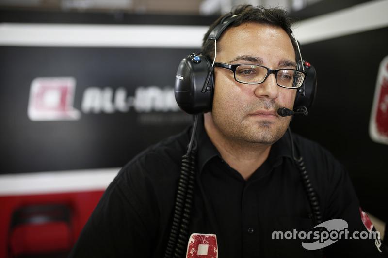 Dominik Greiner, team manager All-Inkl Motorsport