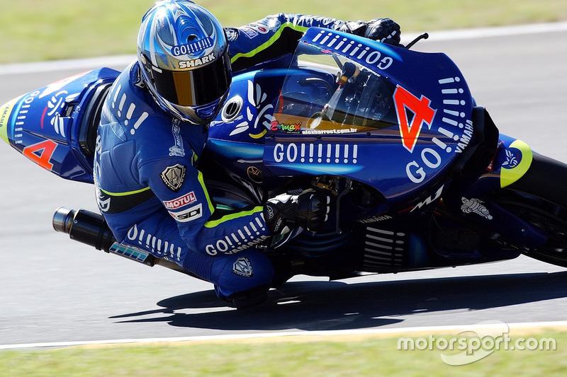#4 Alex Barros