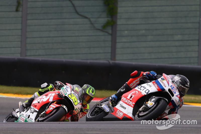 Scott Redding – Ducati – Platz 4