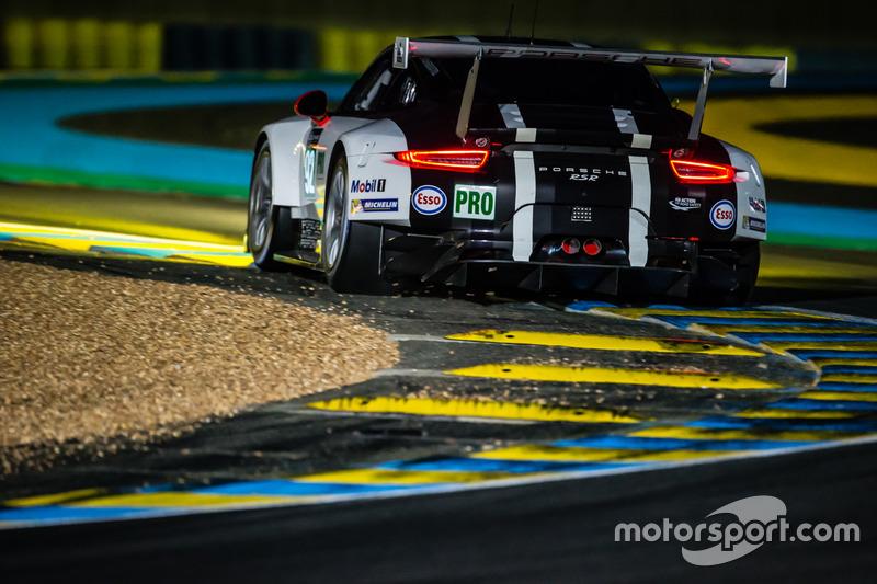 #92 Porsche Motorsport, Porsche 911 RSR