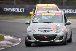 #02 Believeland Motorsport Mazda2: Ted Sahley