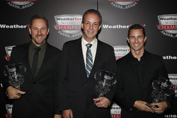 Eric Curran, Pete Tiezzi, Dane Cameron