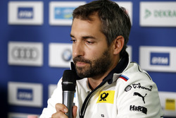Press Conference: Timo Glock, BMW Team RMG, BMW M4 DTM