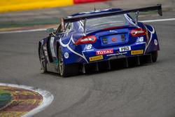 #14 Emil Frey Racing Emil Frey Jaguar G3: Lorenz Frey, Stéphane Ortelli, Albert Costa