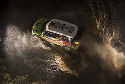 Валерій Горбань, Сергій Ларенс, Eurolamp World Rally Team, BMW-Mini Countryman WRC