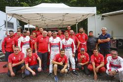 Miembros del equipo Citroën