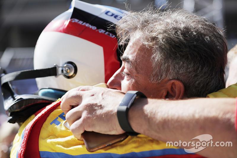 2. Giuliano Alesi, Trident