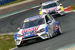 Jason Wolfe, Florian Thoma, VW Golf GTI TCR, Liqui Moly Team Engstle