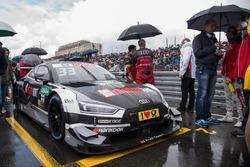 Auto von René Rast, Audi Sport Team Rosberg, Audi RS 5 DTM
