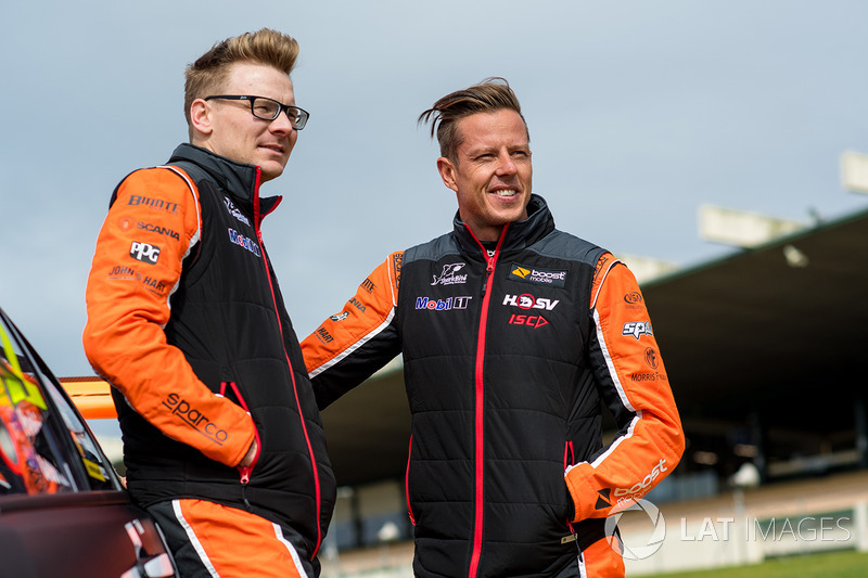 Jack Perkins, Walkinshaw Racing, James Courtney, Walkinshaw Racing