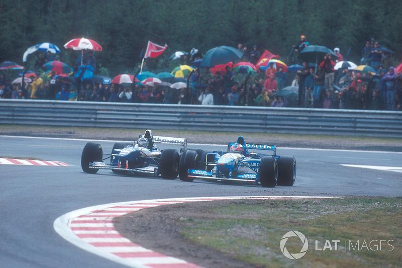Гран При Бельгии 1995