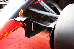 Red Bull Racing RB13: Luftleitblech