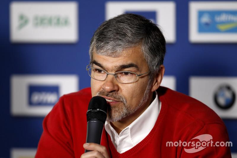 Dieter Gass, jefe de DTM Audi Sport