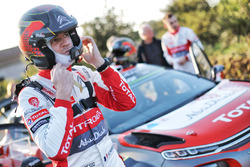 Gabin Moreau, Citroën World Rally Team