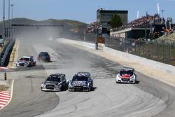 Reinis Nitiss, EKS, Audi S1 EKS RX Quattro, Ken Block, Hoonigan Racing Division, Ford Focus RSRX, Timmy Hansen, Team Peugeot-Hansen, Peugeot 208 WRX