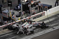 Вілл Пауер, Team Penske Chevrolet на піт-стопі