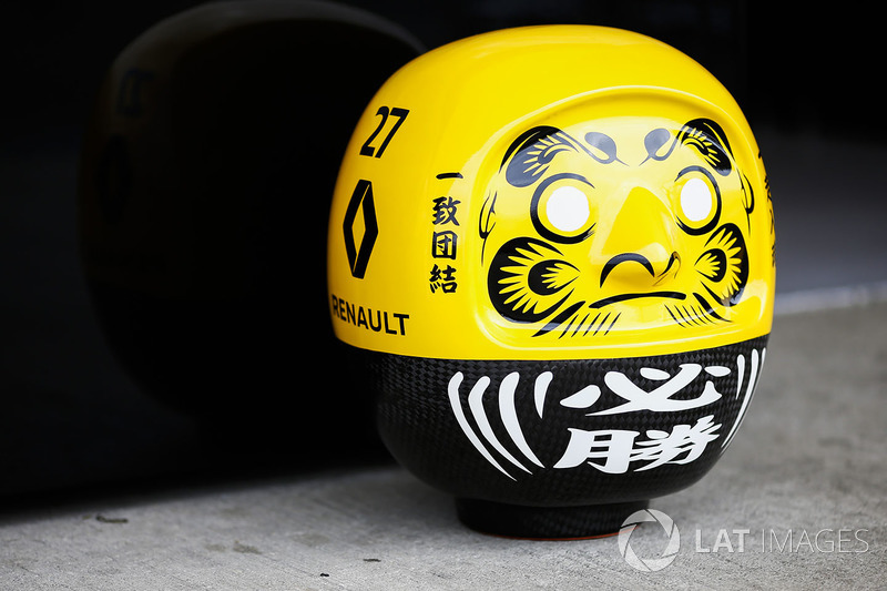 Шолом Renault Sport F1 Team F1 Team