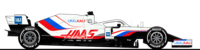 Haas-Ferrari VF-21