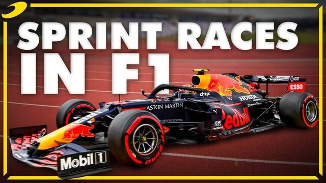 Everything You Need To Know About F1 Sprint Races