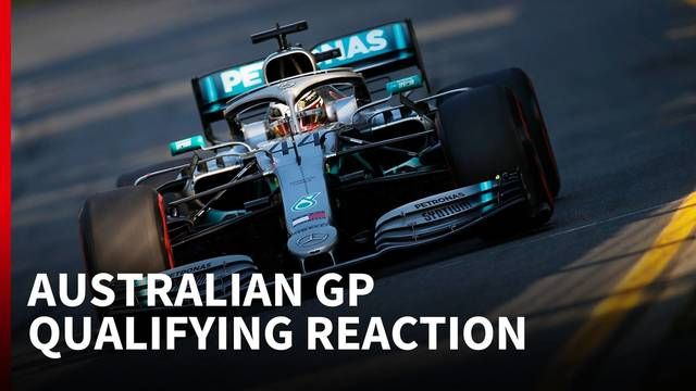 Qualifying shocked everyone - even Mercedes!