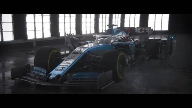 Williams revela carro de 2019