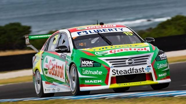 Important mileage for Kelly Racing in pre-season test at Phillip Island