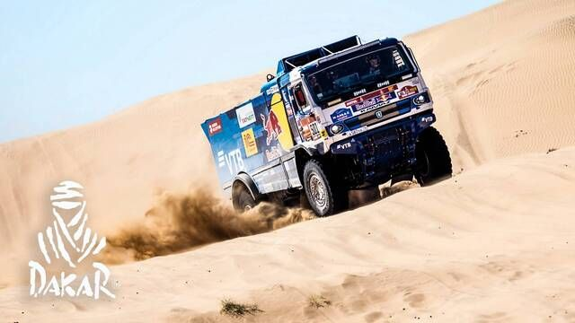 Rallye Dakar 2020: Highlights Trucks Etappe 1
