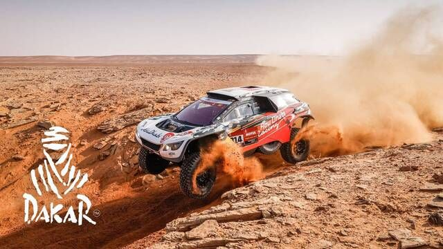 Dakar 2021: Etappe 9 Highlights - Auto's