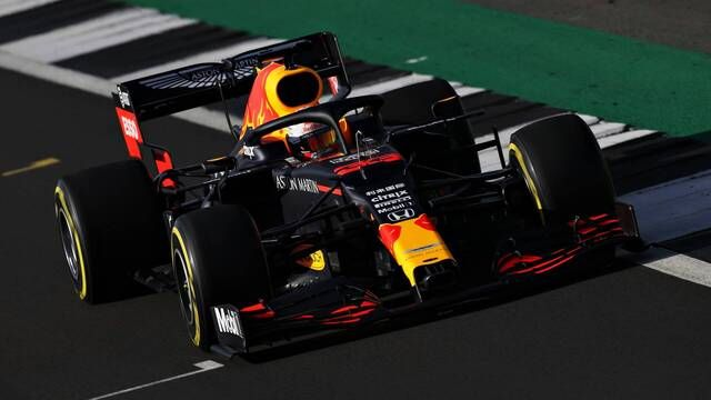 Red Bull RB16 Shakedown at Silverstone