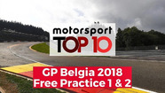Top 10 Highlights Free Practice | MotoGP Jerman 2018