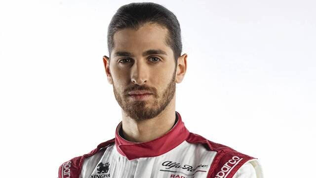 Antonio Giovinazzi interview | Alfa Romeo Racing