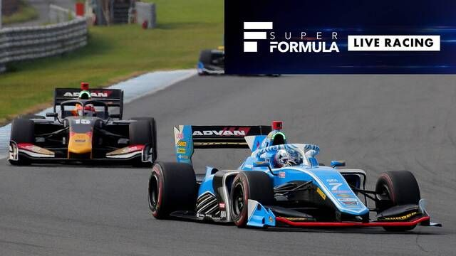 Direct: Super Formula - Twin Ring Motegi