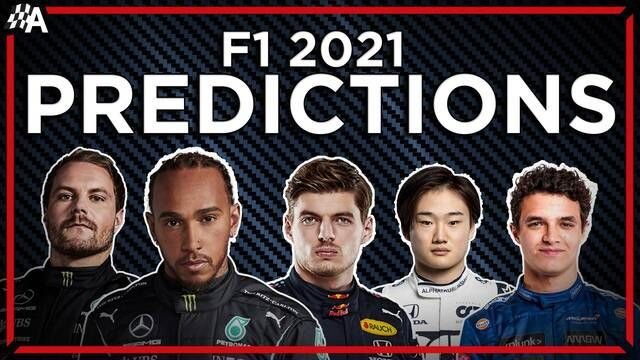 Predictions for the 2021 F1 Season