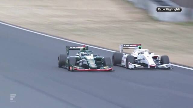 Super Formula: Fuji - Highlights