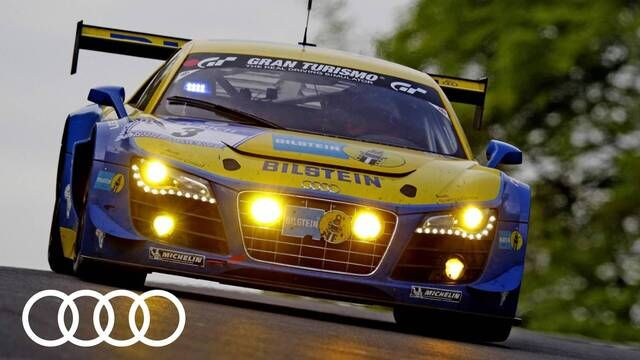 Throwback: 24h Nürburgring 2012