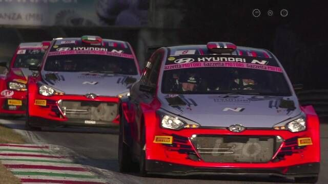 Monza Rally Show: Highlights, Samstag