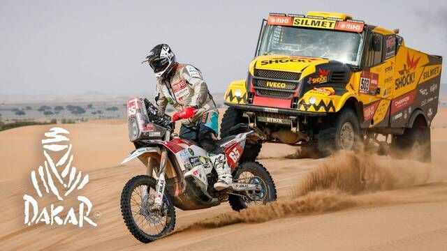 Dakar 2021: Stage 11 Highlights - Bikes and Quads